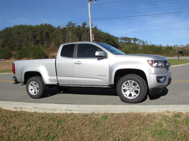 2018 Colorado Extended Cab, Pickup #45671 - photo 8