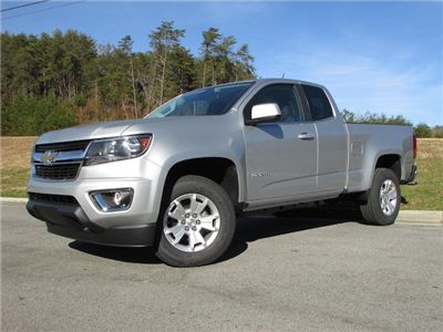 2018 Colorado Extended Cab 4x2,  Pickup #45671 - photo 3