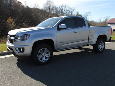 2018 Colorado Extended Cab 4x2,  Pickup #45671 - photo 4
