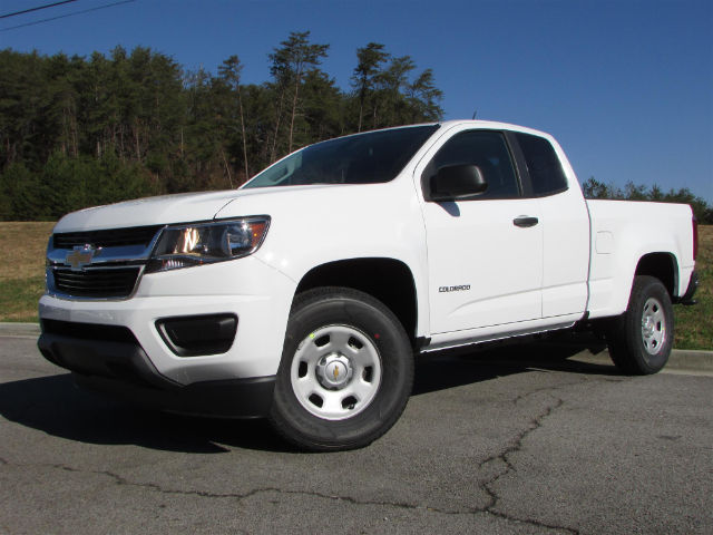 2018 Colorado Extended Cab Pickup #45677 - photo 3