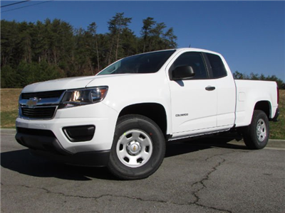 2018 Colorado Extended Cab 4x2,  Pickup #45677 - photo 1