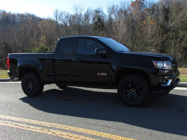 2018 Colorado Extended Cab 4x4, Pickup #45681 - photo 8