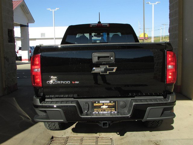 2018 Colorado Extended Cab 4x4, Pickup #45681 - photo 11