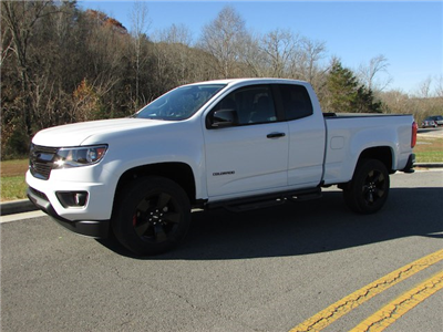 2018 Colorado Extended Cab, Pickup #45687 - photo 3
