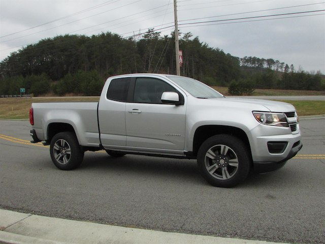 2018 Colorado Extended Cab Pickup #45697 - photo 8
