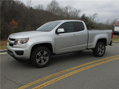 2018 Colorado Extended Cab Pickup #45697 - photo 3