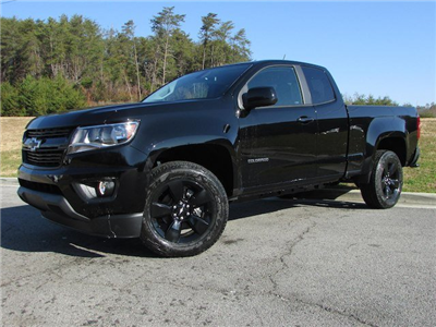 2018 Colorado Extended Cab, Pickup #45712 - photo 3