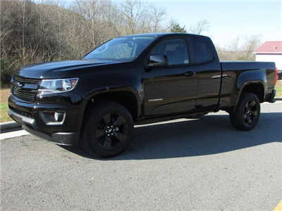 2018 Colorado Extended Cab, Pickup #45712 - photo 4