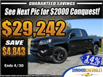 2018 Colorado Extended Cab, Pickup #45712 - photo 1