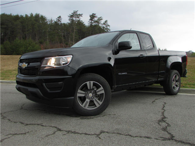 2018 Colorado Extended Cab Pickup #45733 - photo 5