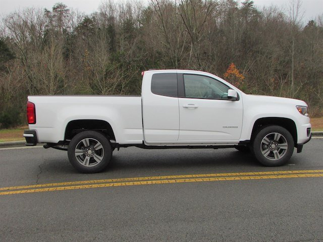 2018 Colorado Extended Cab 4x2,  Pickup #45750 - photo 7