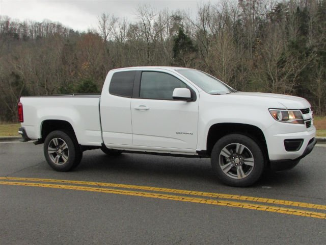 2018 Colorado Extended Cab 4x2,  Pickup #45750 - photo 8