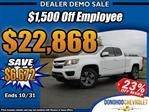 2018 Colorado Extended Cab 4x2,  Pickup #45750 - photo 1