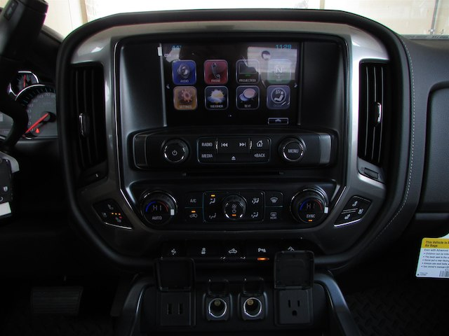 2018 Silverado 1500 Crew Cab 4x4 Pickup #45761 - photo 25