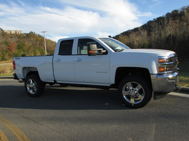 2018 Silverado 2500 Extended Cab 4x4 Pickup #45767 - photo 8