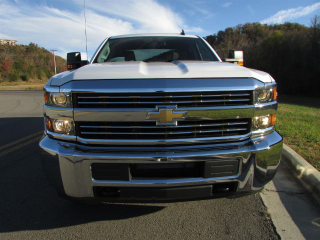 2018 Silverado 2500 Extended Cab 4x4 Pickup #45767 - photo 9