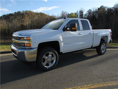 2018 Silverado 2500 Extended Cab 4x4 Pickup #45767 - photo 4