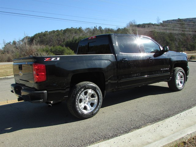 2018 Silverado 1500 Crew Cab 4x4, Pickup #45776 - photo 6