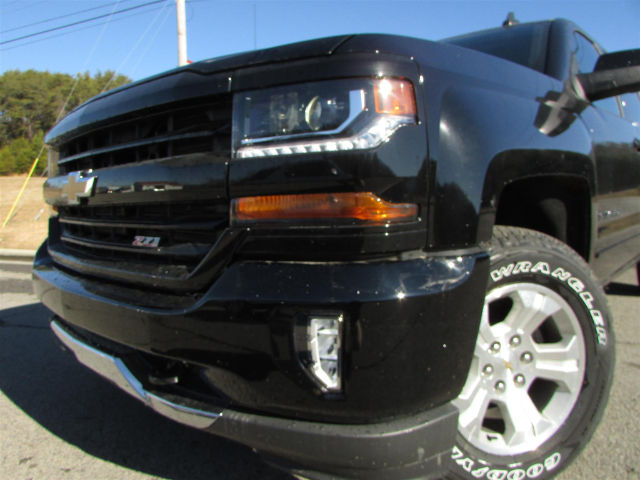 2018 Silverado 1500 Crew Cab 4x4, Pickup #45776 - photo 10