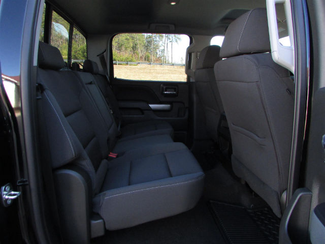 2018 Silverado 1500 Crew Cab 4x4, Pickup #45776 - photo 16