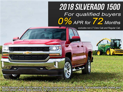 2018 Silverado 1500 Crew Cab 4x4, Pickup #45776 - photo 31