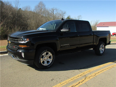 2018 Silverado 1500 Crew Cab 4x4, Pickup #45776 - photo 3
