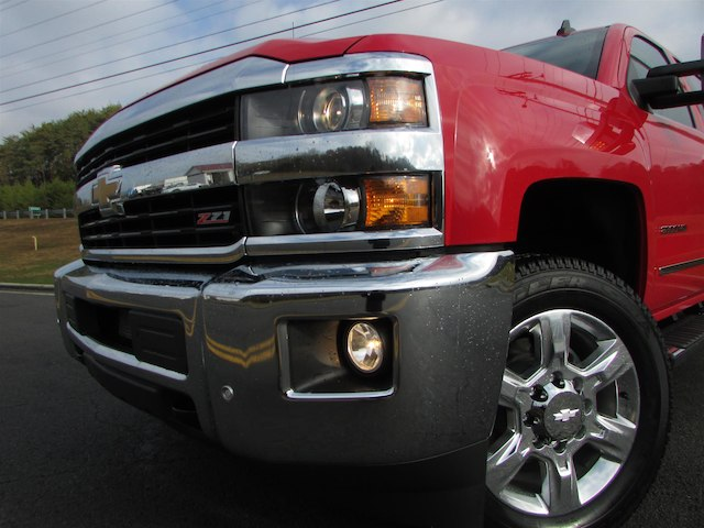 2017 Silverado 2500 Crew Cab 4x4 Pickup #45800 - photo 9