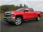 2017 Silverado 2500 Crew Cab 4x4 Pickup #45800 - photo 4