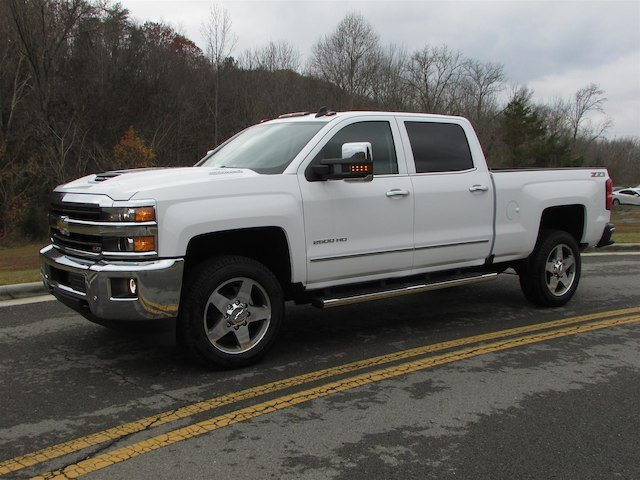 2018 Silverado 2500 Crew Cab 4x4, Pickup #45801 - photo 4