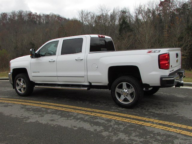 2018 Silverado 2500 Crew Cab 4x4, Pickup #45801 - photo 2