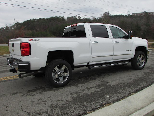 2018 Silverado 2500 Crew Cab 4x4, Pickup #45801 - photo 6