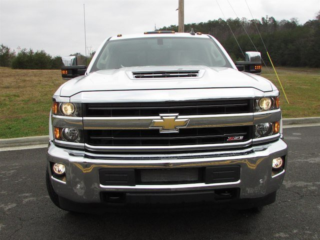 2018 Silverado 2500 Crew Cab 4x4, Pickup #45801 - photo 9