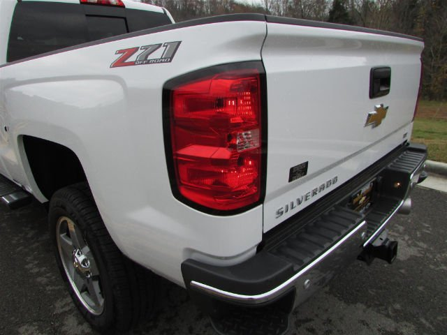 2018 Silverado 2500 Crew Cab 4x4, Pickup #45801 - photo 14