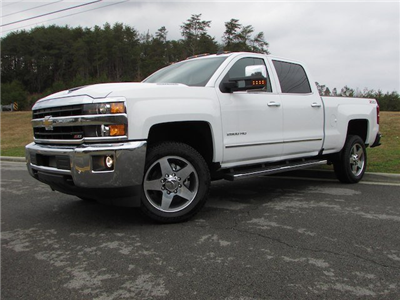 2018 Silverado 2500 Crew Cab 4x4, Pickup #45801 - photo 3
