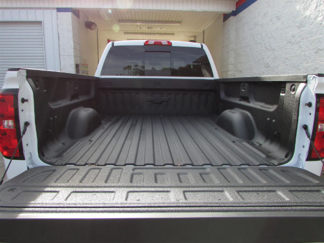 2018 Silverado 2500 Crew Cab 4x4 Pickup #45911 - photo 16