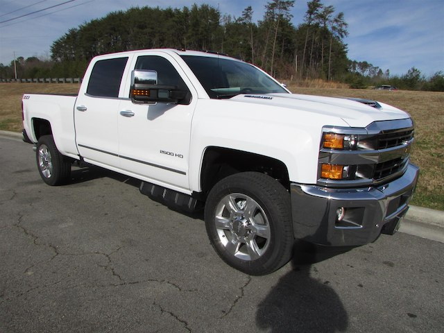 2018 Silverado 2500 Crew Cab 4x4 Pickup #45911 - photo 7