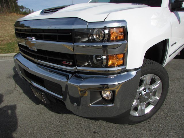 2018 Silverado 2500 Crew Cab 4x4 Pickup #45911 - photo 9