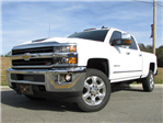 2018 Silverado 2500 Crew Cab 4x4 Pickup #45911 - photo 3