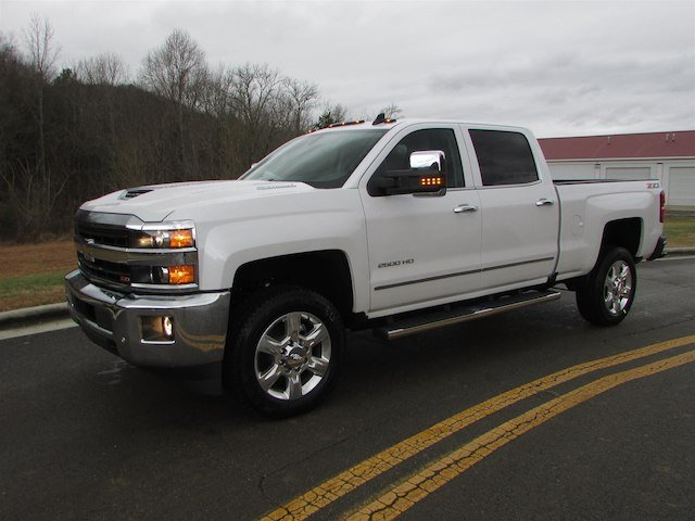 2018 Silverado 2500 Crew Cab 4x4,  Pickup #46023 - photo 3