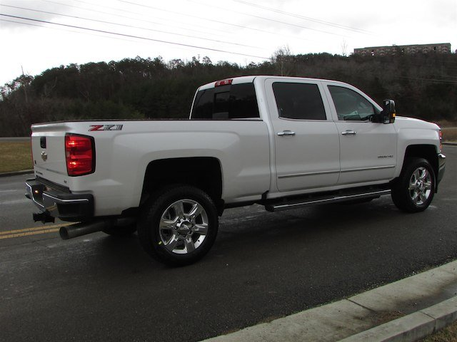 2018 Silverado 2500 Crew Cab 4x4,  Pickup #46023 - photo 5