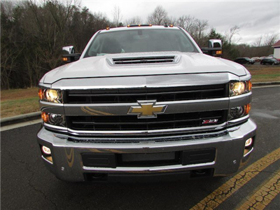 2018 Silverado 2500 Crew Cab 4x4,  Pickup #46023 - photo 8