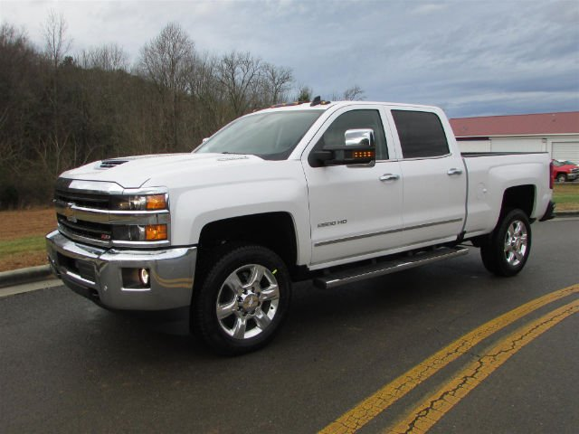 2018 Silverado 2500 Crew Cab 4x4, Pickup #46029 - photo 4