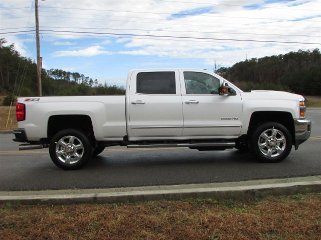 2018 Silverado 2500 Crew Cab 4x4, Pickup #46029 - photo 7