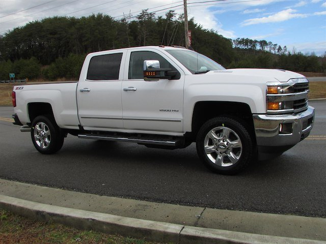 2018 Silverado 2500 Crew Cab 4x4, Pickup #46029 - photo 8