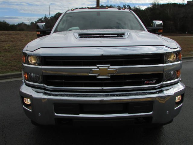 2018 Silverado 2500 Crew Cab 4x4, Pickup #46029 - photo 9