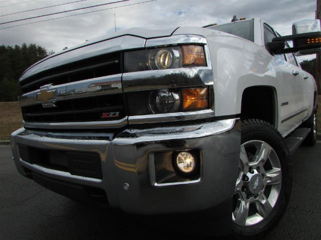 2018 Silverado 2500 Crew Cab 4x4, Pickup #46029 - photo 10