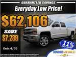 2018 Silverado 2500 Crew Cab 4x4, Pickup #46029 - photo 1