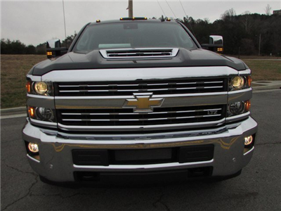 2018 Silverado 3500 Crew Cab 4x4,  Pickup #46053 - photo 9