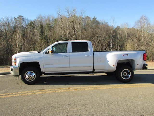 2018 Silverado 3500 Crew Cab 4x4,  Pickup #46078 - photo 5