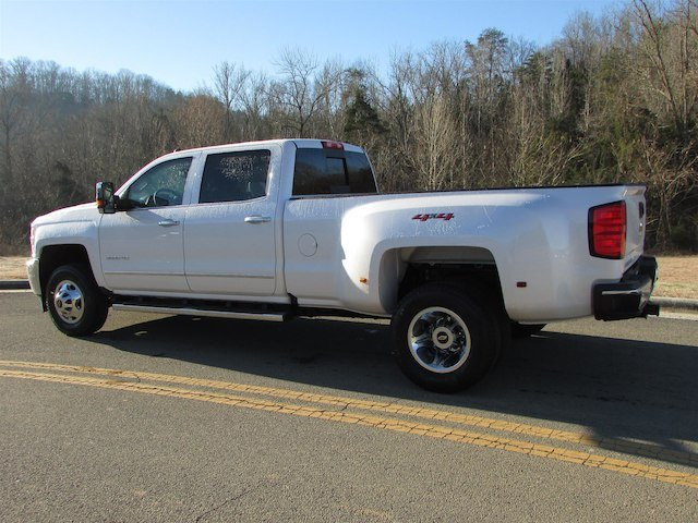2018 Silverado 3500 Crew Cab 4x4,  Pickup #46078 - photo 2